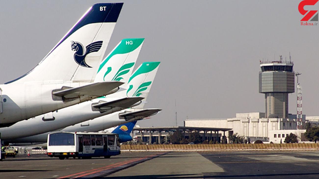 جزئیات جدید از افزایش قیمت بلیط هواپیما از زبان وزیر