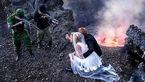 عکس های وحشتناکترین عروسی ! + جزییات