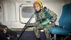 رکورد سقوط آزاد دختر16 ساله ایرانی از هواپیما