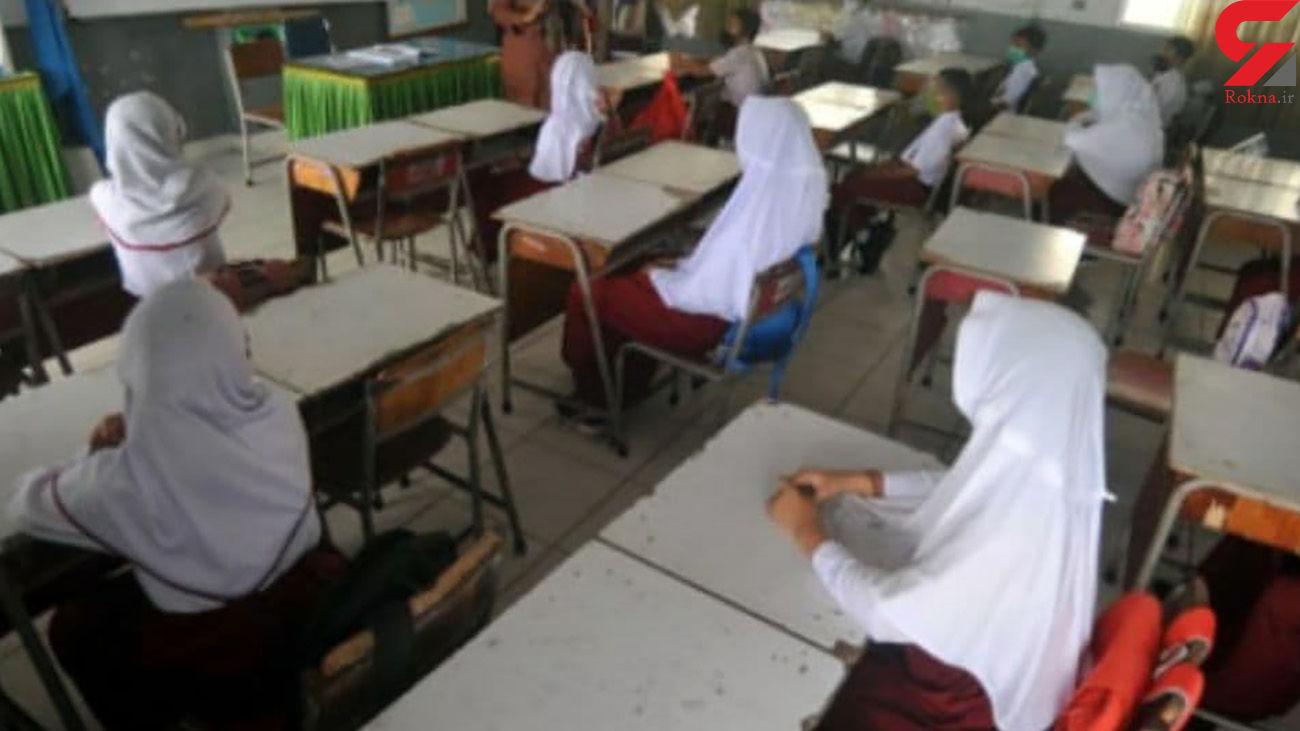منع حجاب در مدارس اندونزی