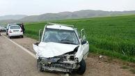 تصادف مرگبار پراید با سگ در سبزوار / راننده در دم جان باخت