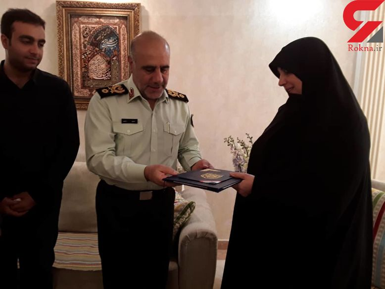 رئیس پلیس پایتخت: شهدا همه هستی خود را تقدیم کردند