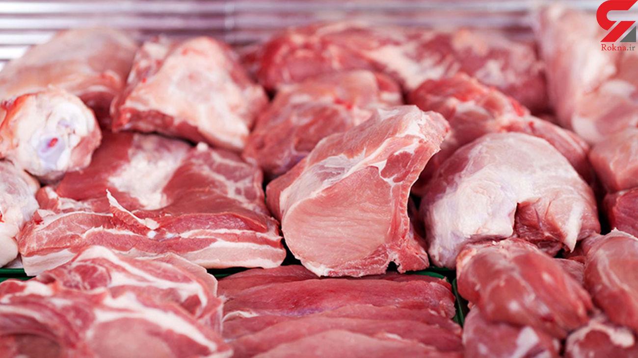 قیمت گوشت گوسفندی در بازار