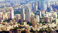قیمت آپارتمان های نقلی در نقاط مختلف تهران