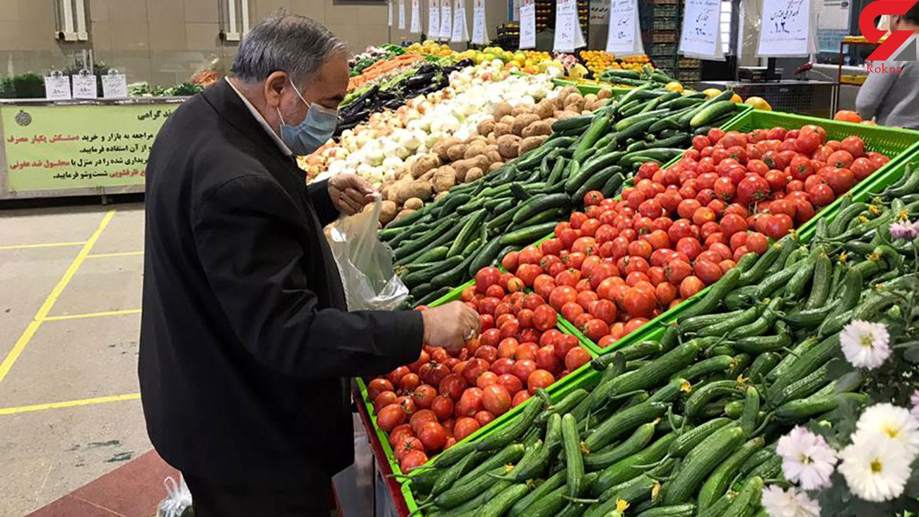 قیمت میوه و تره بار امروز پنج شنبه 29 آبان 99 + جدول