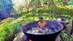 وان حمام لاکچری در فیلیپین + عکس