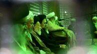 رئیس و اعضای مجلس خبرگان با آرمان های امام (ره) تجدید میثاق کردند