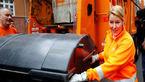 اقدام عجیب خانم وزیر آلمانی در روز جهانی زن+عکس