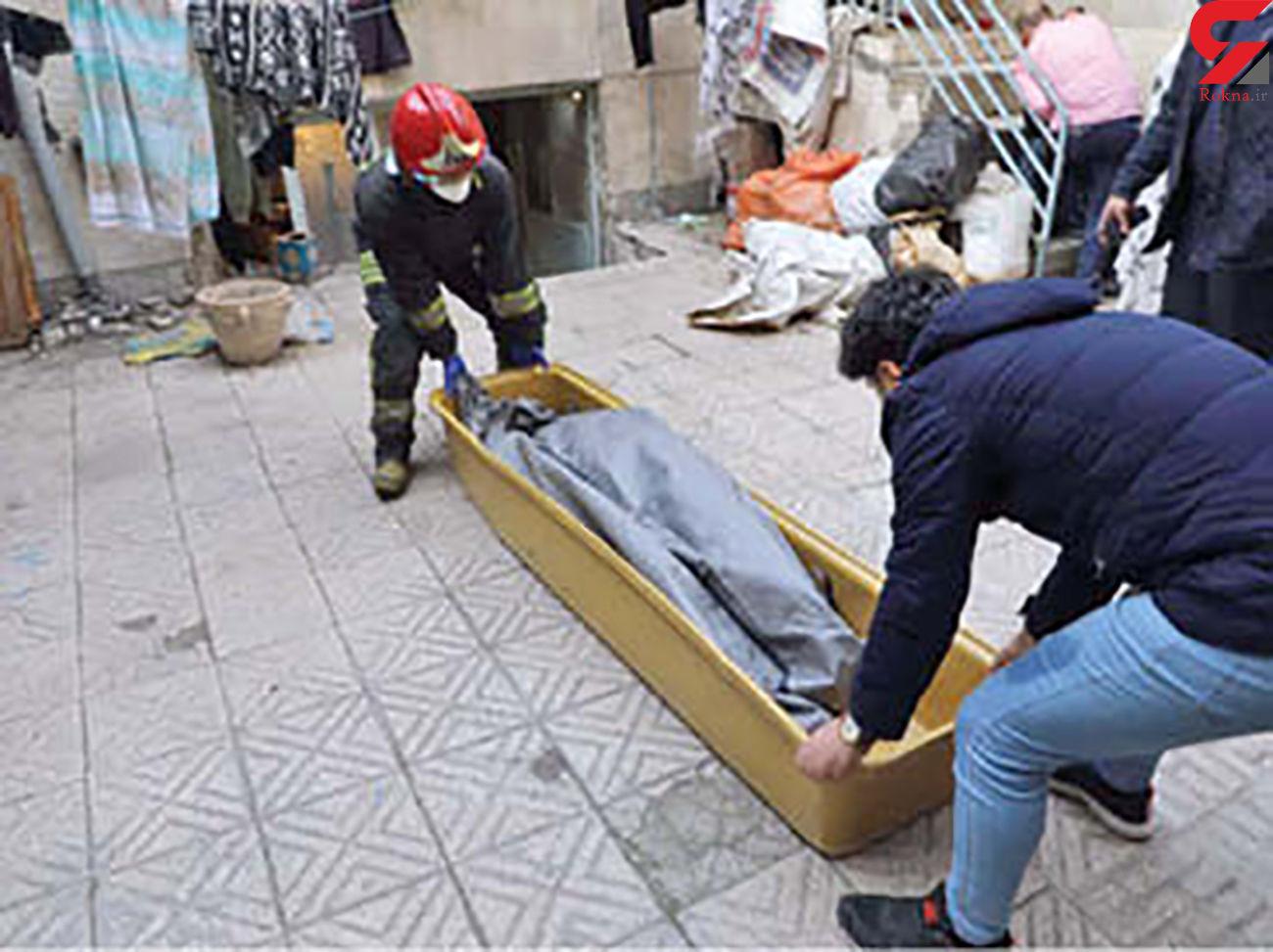 فاجعه آفرینی «قاتل نامرئی» در مشهد + عکس صحنه مرگ 4 عضو یک خانواده