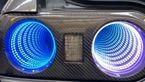 چراغ عقب خودرو با طراحی زیبا + فیلم