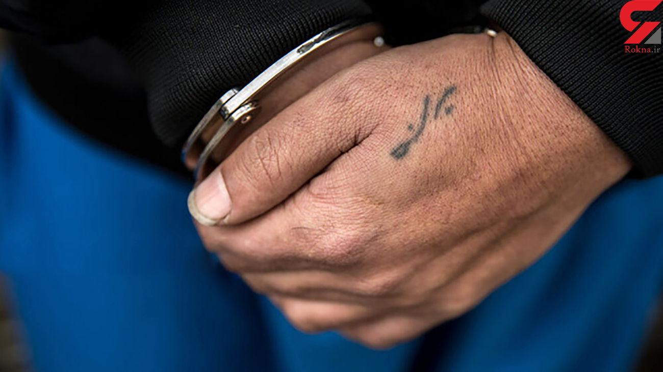 دستگیری عاملان تیراندازی آبادان / خانه شان اسلحه خانه بود