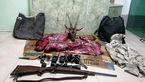 دستگیری متخلفین شکار و صید در خراسان رضوی