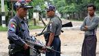 ارتش میانمارمسلمانان را به خاک و خون کشید