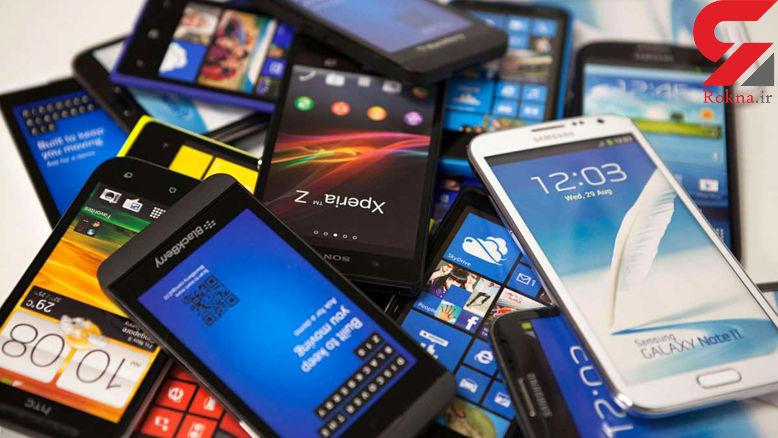 قاچاق یک میلیارد دلاری تلفن همراه در ایران