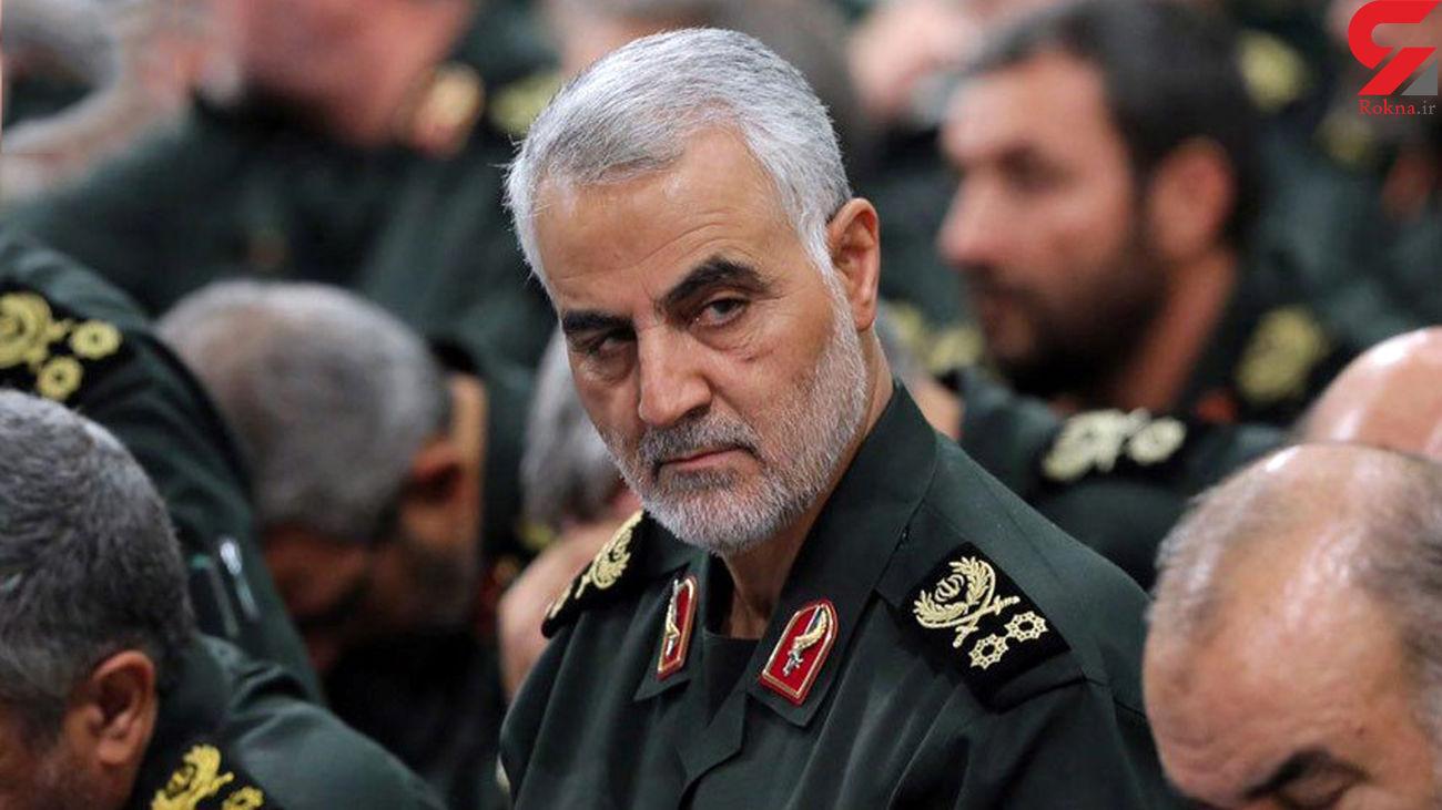 هشدار سردار سلیمانی به سران کردستان عراق