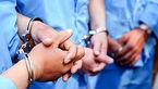 بازداشت 5 سارق اموال عمومی در زاهدان