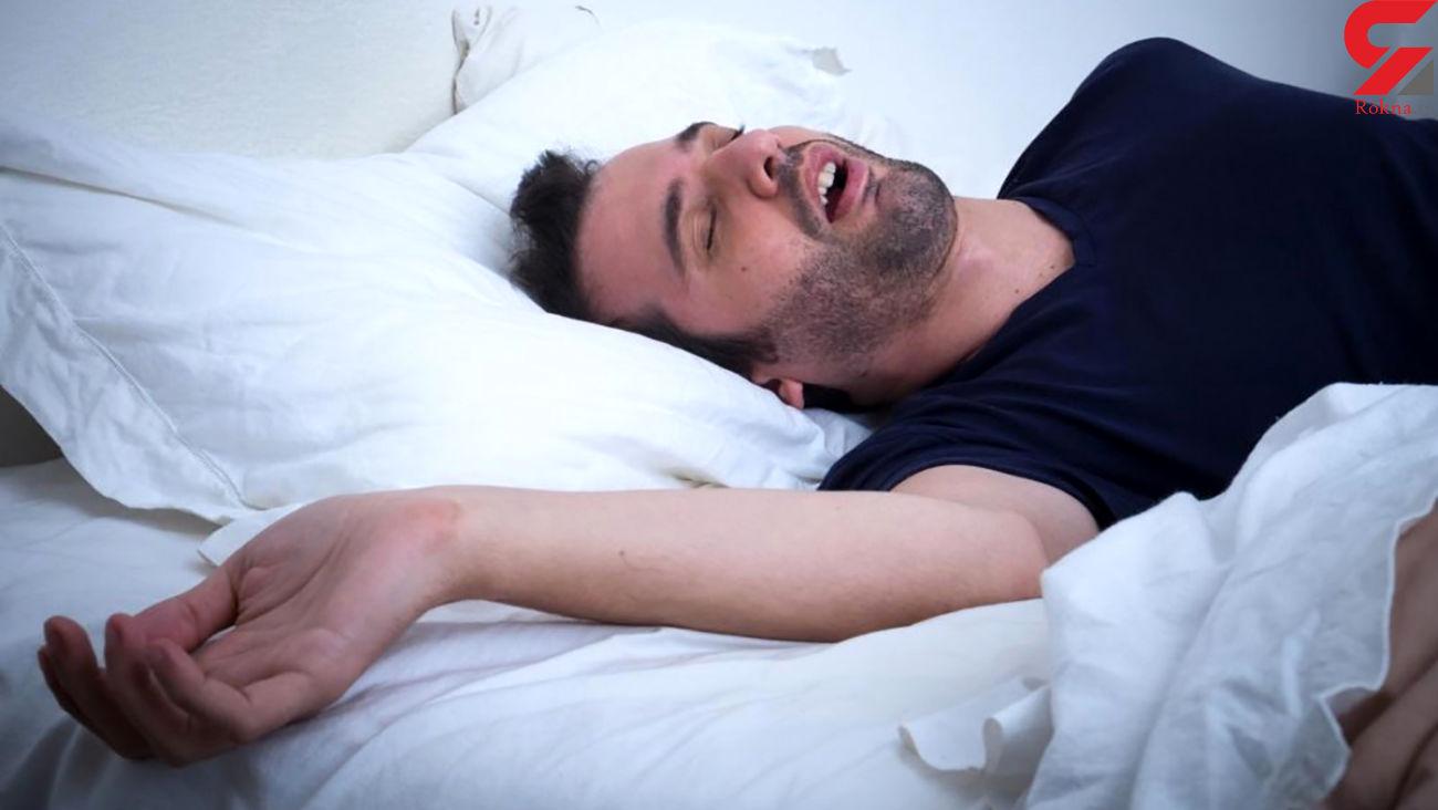 وقفه تنفسی در خواب را کاهش دهید