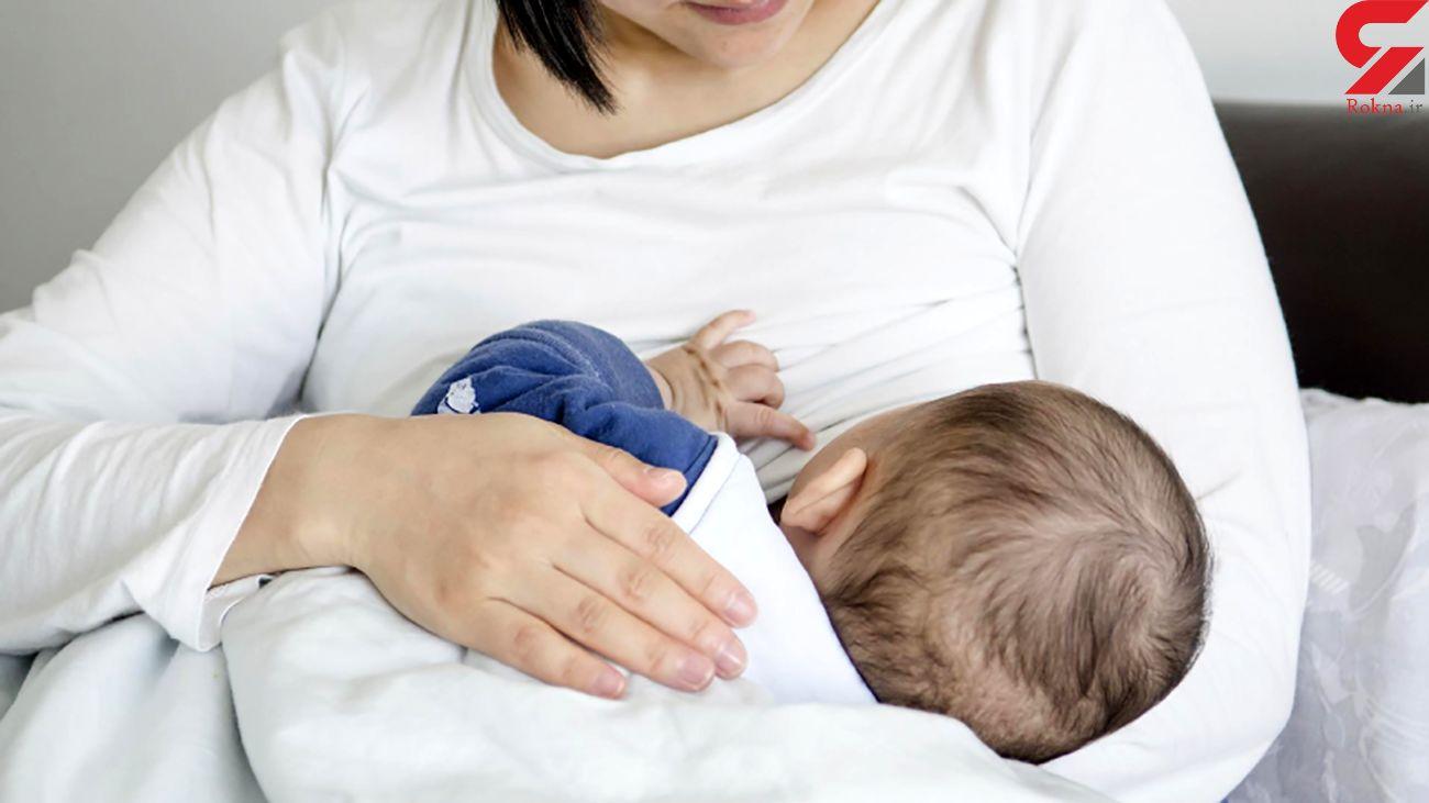 سلامت مادر و نوزاد با شیردهی مادران