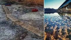 رهاسازی آب سدهای آذربایجان غربی به  دریاچه ارومیه