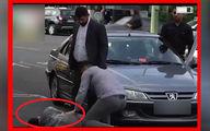 زیر گرفتن پسر دستفروش توسط نماینده مجلس قلابی در تهران / واکنش مردم+ فیلم