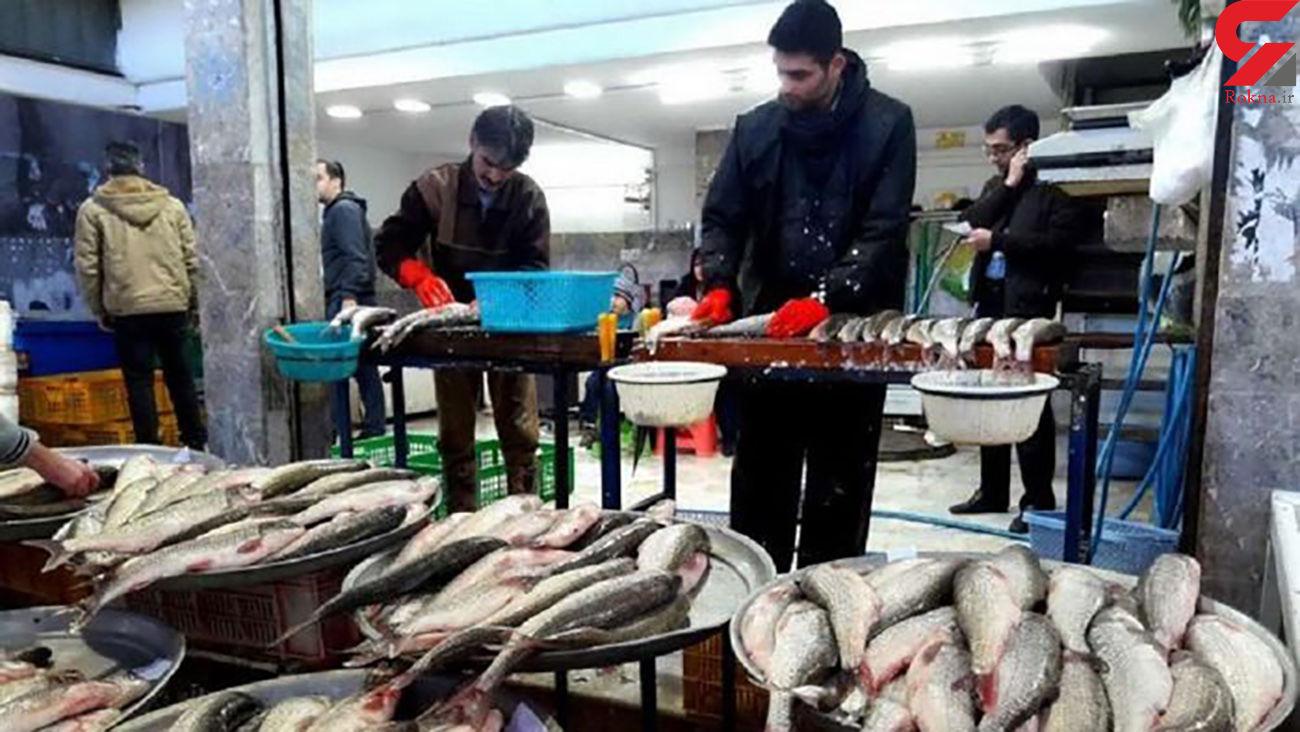 قیمت انواع ماهی در بازار امروز 26 اردیبهشت