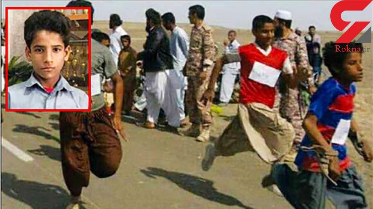 نوجوان مرزنشین سیستان و بلوچستان استعداد جدید در دو و میدانی / قهرمانی با پای برهنه