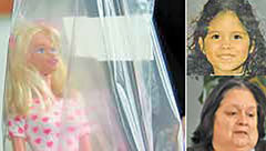 دختر 6 ساله بعد از بی عفتی به قتل رسید / عروسک باربی قاتل را لو داد