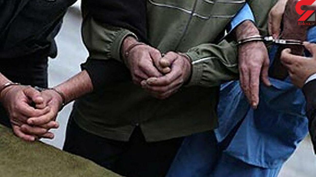 خالکوبی پشت گردن زورگیر تهرانی را لو داد / حمله به یک سیاستمدار چه بود؟