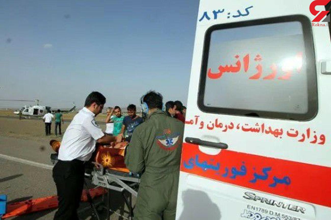 وقوع ۳ هزار فقره تصادف در سه ماهه امسال/بیش از ۱۳ هزار آمبولانس به محل حادثه اعزام شد