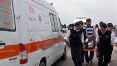 گفتگو با تکنسین اورژانس تهران که یک زن با بیل به او حمله کرد / در اکباتان رخ داد