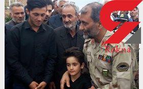 دلجوئی از خانواده مرزداران شهید