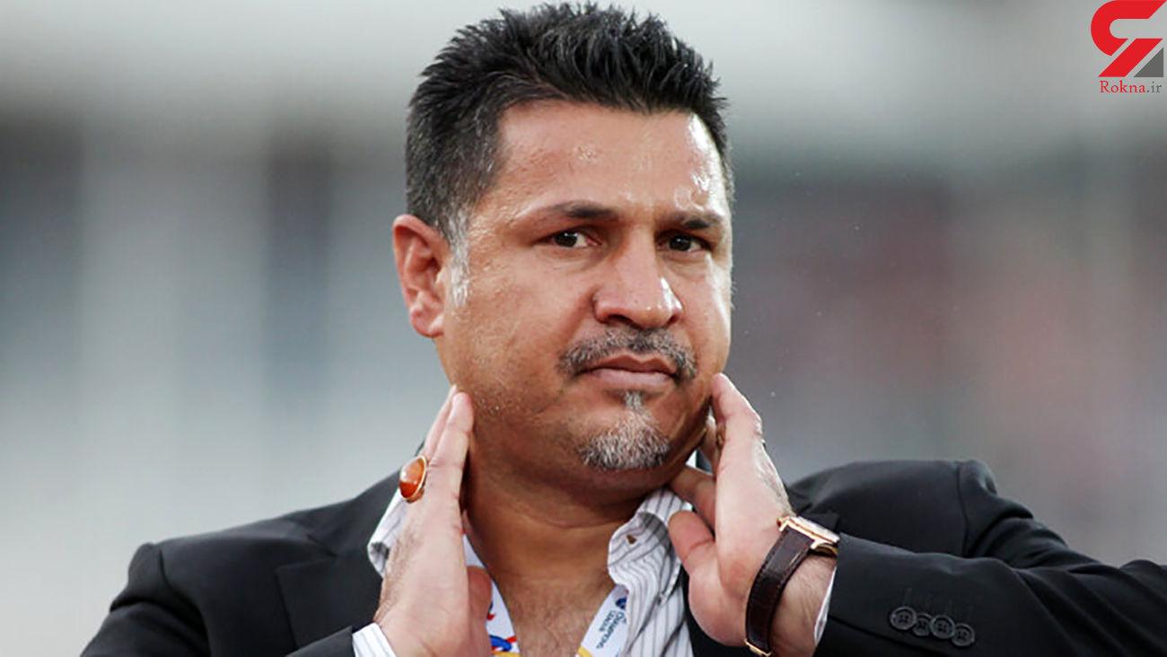 مذاکرات بی نتیجه علی دایی با تیم تراکتور