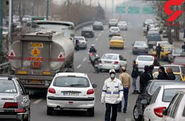 اعلام ساعت مجاز تردد خودروهای سنگین در پایتخت
