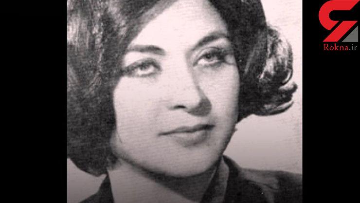 رویا خواننده معروف ایرانی درگذشت+ عکس