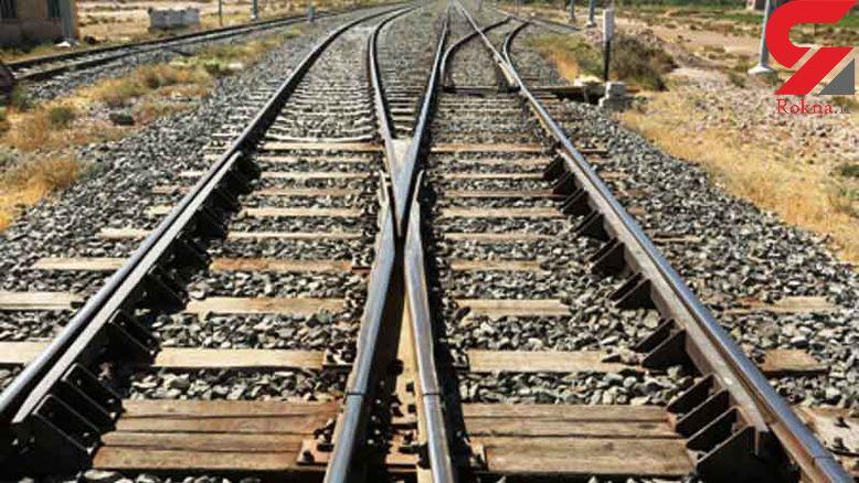 راه آهن سراسری تهران - جنوب بسته شد