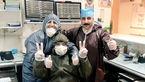 کمک بهیار بیمارستان بقیه الله بر اثر کرونا درگذشت