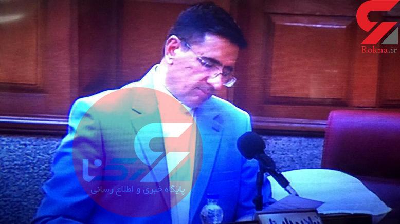 3 اتهام محمد علی نجفی در کیفرخواست / دادستان شهریاری در دادگاه تشریح کرد + عکس