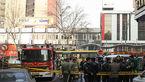 آمادهباش پلیس برای ایجاد امنیت اطراف ساختمان حرارتی وزارت نیرو