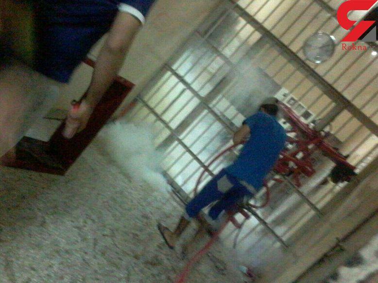 این زندان برای مخالفان دولت است! + عکس