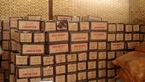 کشف محموله لوازم خانگی قاچاق در کنگاور