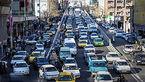 توقیف روزانه و ساعتی خودروهای متخلف
