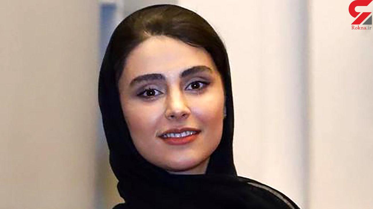 لاله مرزبان هم بدون روسری شد ! / حاشیه بازیگر هیس دخترها فریاد نمی زنند + عکس