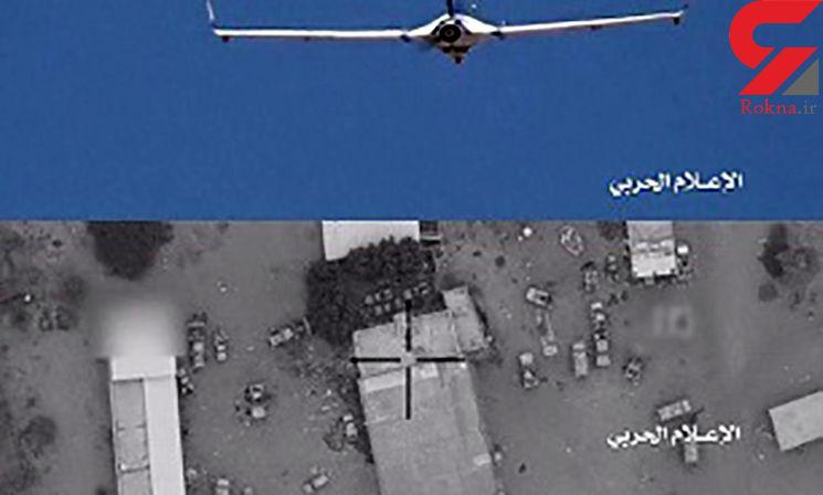 آتش نیروهای یمنی به جان فرودگاه ابها در عربستان افتاد