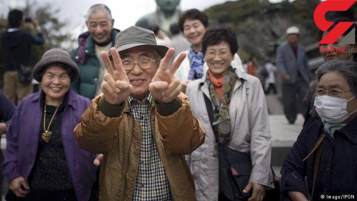سن ۷۰ هزار ژاپنی از صد سالگی گذشتهاست