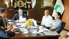 نمازی به هیئت مدیره ذوبآهن گزارش داد
