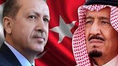 فرستاده ملک سلمان به اردوغان پیشنهاد رشوه داد