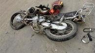 مرگ راکب موتورسیکلت بر اثر بی احتیاطی راننده وانت در تهران