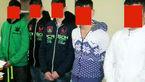 دستگیری 5 دزد همه فن حریف خیابان های ملارد+عکس