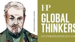 نام سردار سلیمانی در میان 10 متفکر برتر حوزه دفاعی جهان