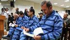 دادگاه جنجالی 4 مرد تهرانی که پول ثروتمندان را بالا کشیدند +عکس